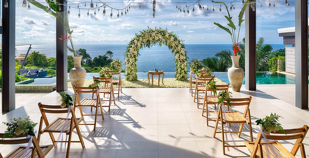 Villa Samira - Wedding decoration